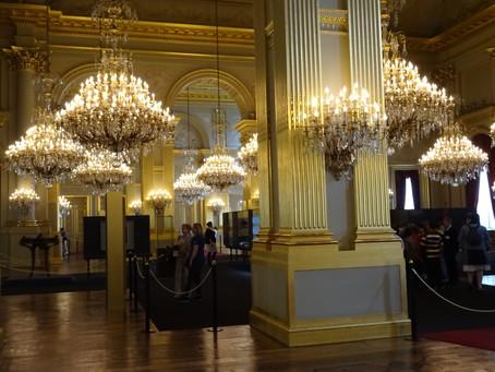 Královský palác v Bruselu aneb Kam král chodí do práce