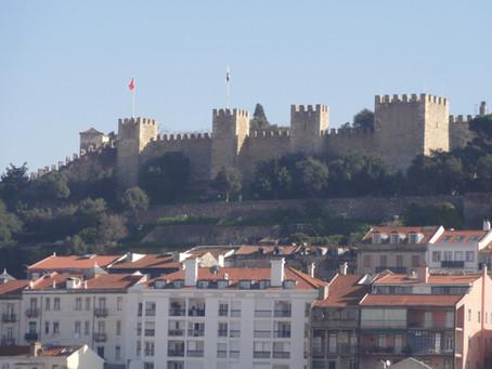 Hrad svatého Jiří: Bezkonkurenční vyhlídka na Lisabon a stopy portugalské historie