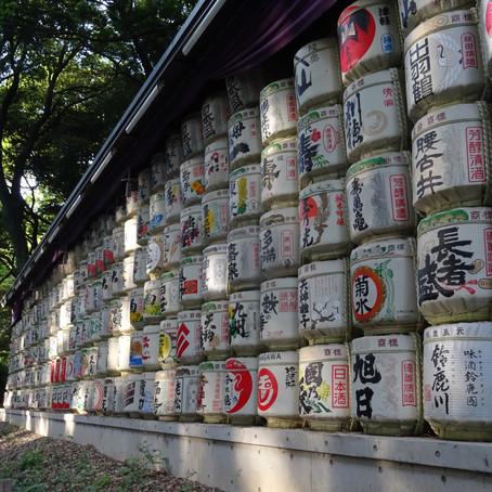 Saké: Nápoj japonských bohů