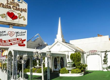 Svatby v Las Vegas: Řekněte si ano před Elvisem, na horské dráze nebo v nebývalém luxusu