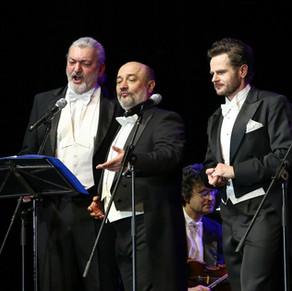 Daniel Hůlka, Vladimír Chmelo, Petr Berger