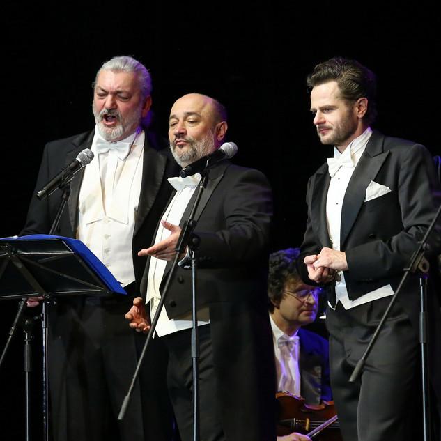 Belcanto v opeře a muzikálu