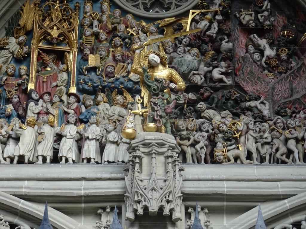 Katedrála v Bernu