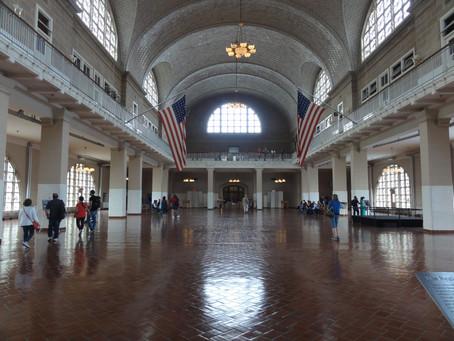Chystáte se na newyorský Ellis Island? Stáhněte si průvodce!