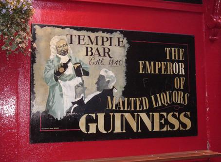 10 důvodů, proč navštívit Dublin: Černé pivo, upíří příběhy, středověké hrady a přívětiví obyvatelé