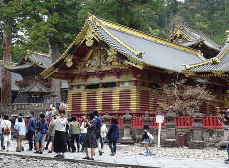 Nikkó: Chrámová nádhera nedaleko Tokia