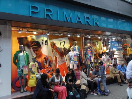 Londýn - ideální místo k nákupům