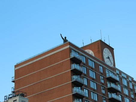 Jak jsem v New Yorku hledala (a našla) Lenina