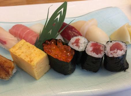 Japonská kuchyně aneb Bez jídla Japonsko nepoznáte
