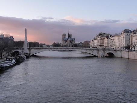 Co by byla Paříž bez své řeky?