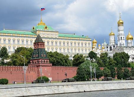 Kreml: Srdce Moskvy i celého Ruska, ve kterém se psaly dějiny