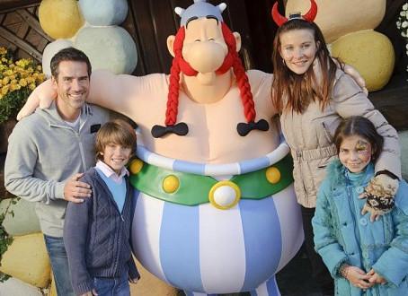Asterix park: Země Galů s šesti kouzelnými světy