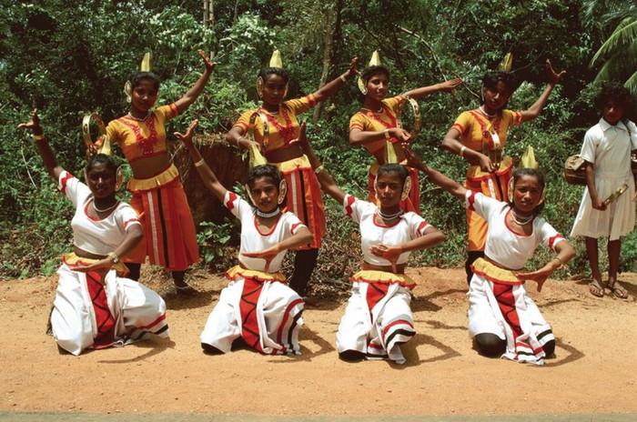 Les événements au Sri Lanka