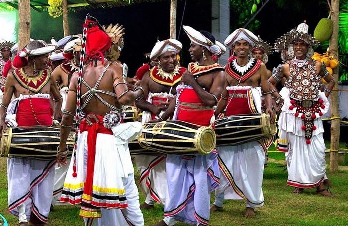 La culture au Sri Lanka
