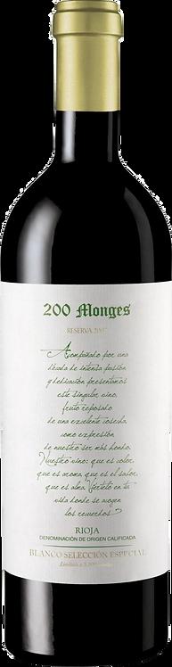 200 Monges Seleccion Especial White 200修道士_特選臻藏白