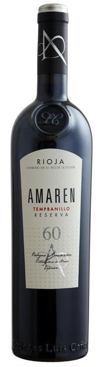 Amaren Tempranillo Reserva 阿瑪嵐_臻藏酒