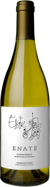 Enate Chardonnay Fermented 伊納提_夏多內新藏白