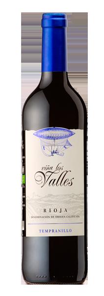 Vina Los Valles Red Young 葡之谷_新釀(有機)