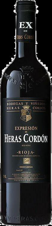 Heras Cordon Reserva Expresion 梵諦岡_特藏