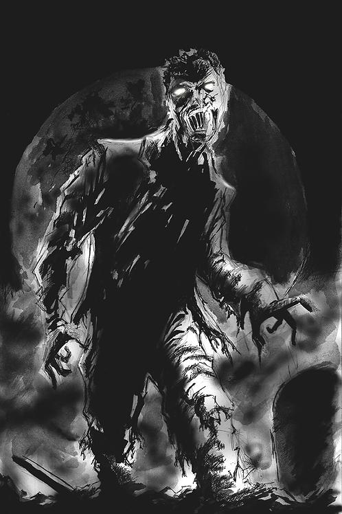 undead grave walker