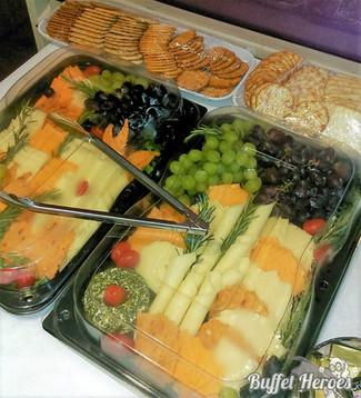Cheese Platters for party buffets