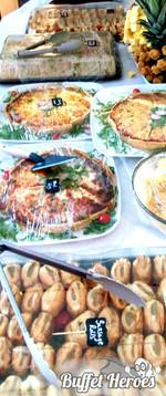 Buffet Heroes food spread
