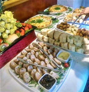 Traditional British Buffet