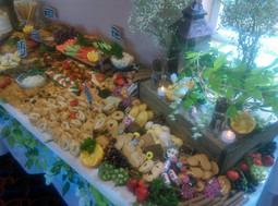 Grazing Table food spread