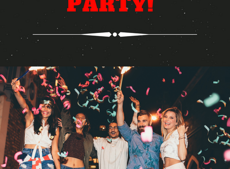 10 Simple steps to an epic party