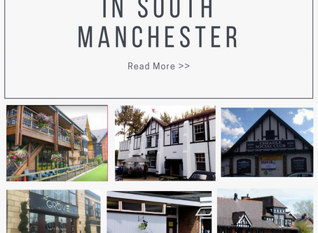 Our top ten favourite venues in South Manchester