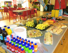 Kids Party Buffet Stockport