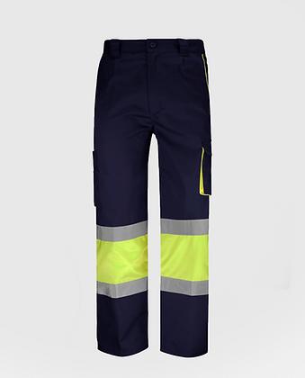 Pantalons multibutxaques combinat AV WORKO