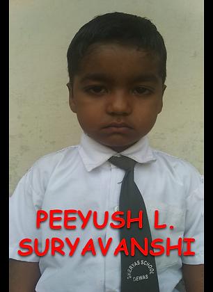 PEEYUSH LAKHAN SURYAVANSHI