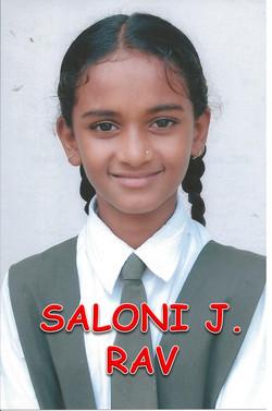 (24) Saloni Jetandra Rao
