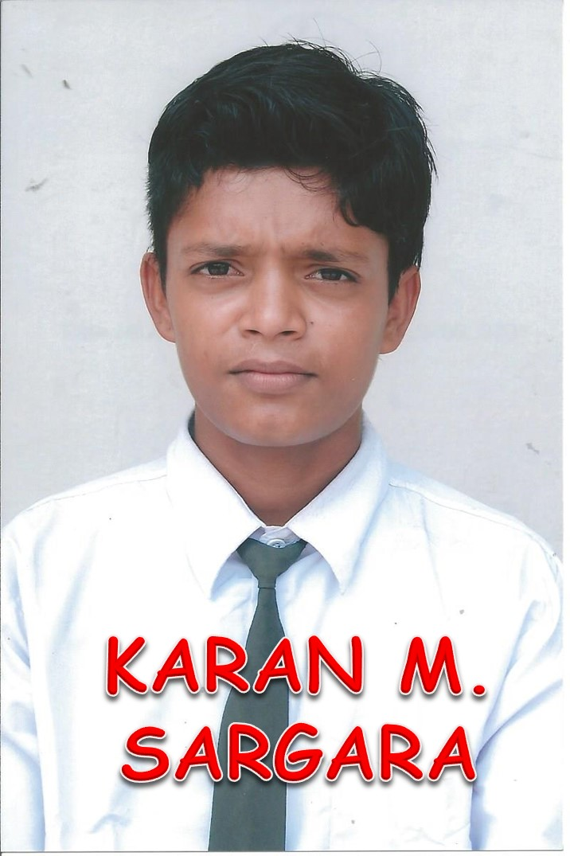 (135) Karan Mohan Sargara