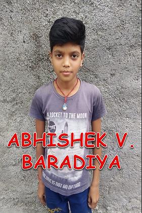 ABHISHEK VISHNU BARADIYA