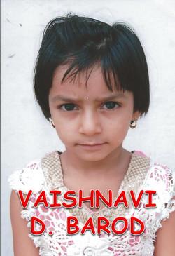 (39) Vaishnavi D. Barod