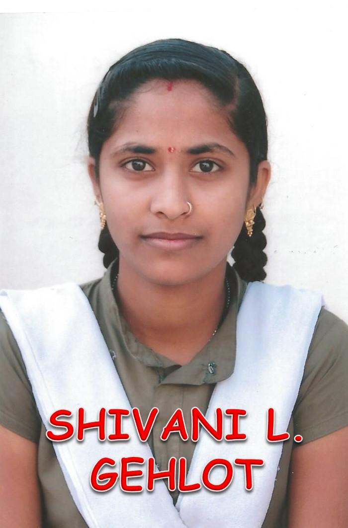 (86) Shivani L. Gehlot