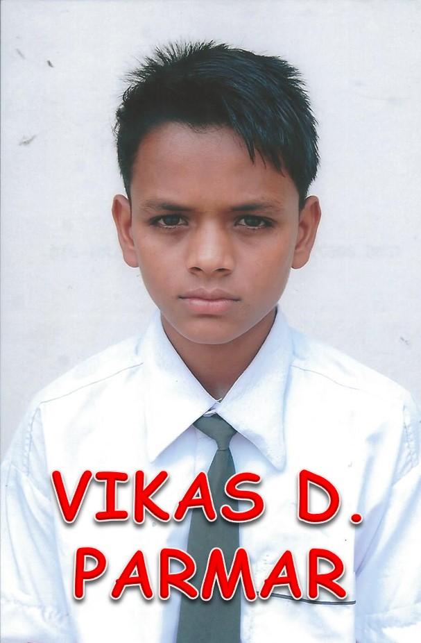 (11) Vikas Dilip Parmar