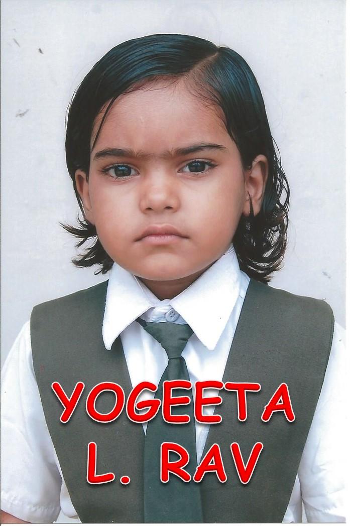 (42) Yogeeta Lokendra Rao