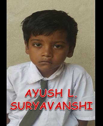 AYUSH LAKHAN SURYAVANSHI