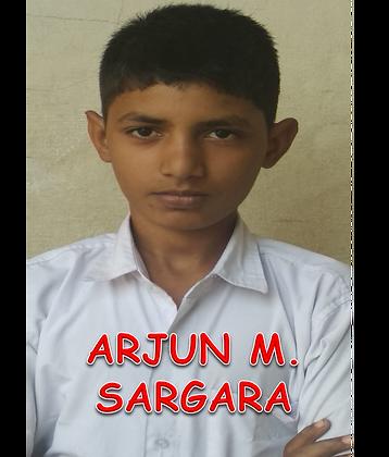 ARJUN MOHAN SARGARA