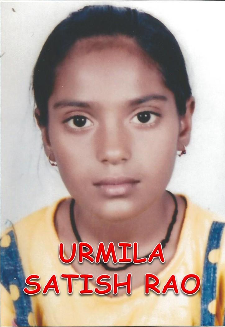 (100) Urmila Satish Rao