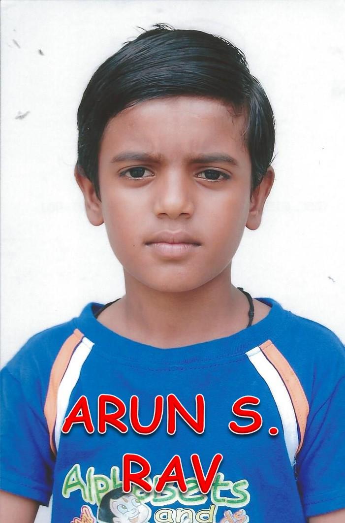 (107) Arun Sanjay Rav