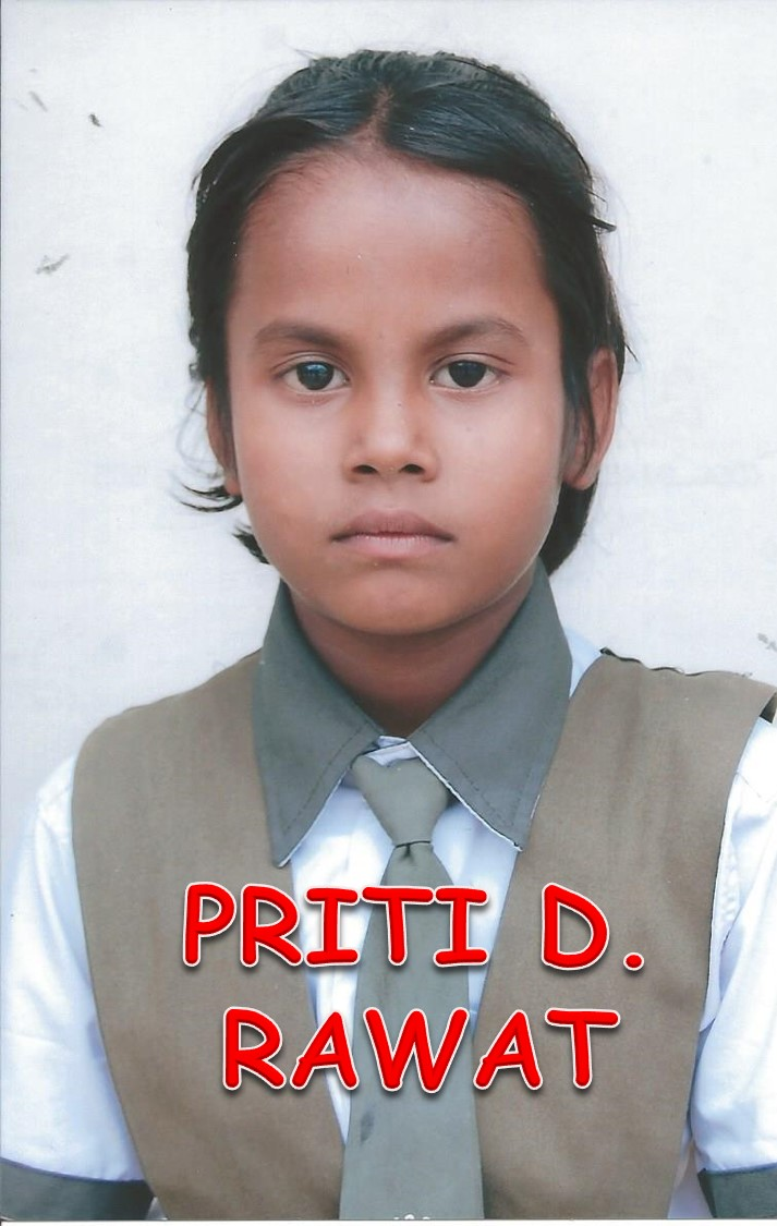 (21) Priti Dharasingh Rawat
