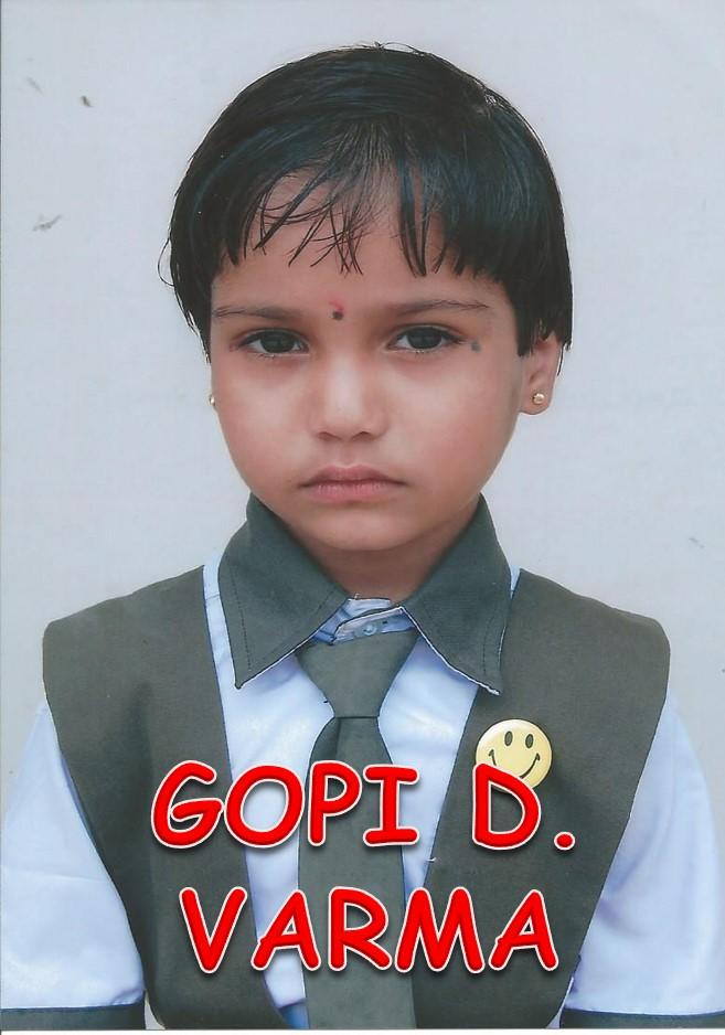 (10) Gopi Dharmendra Varma