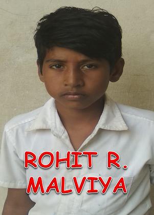 ROHIT RADHESHAM MALVIYA