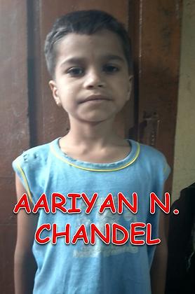 ARIYAN NARESH CHANDEL