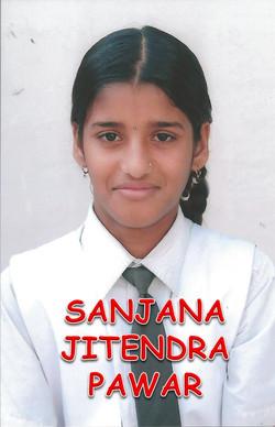 (90) Sanjana Jitendra Pawar