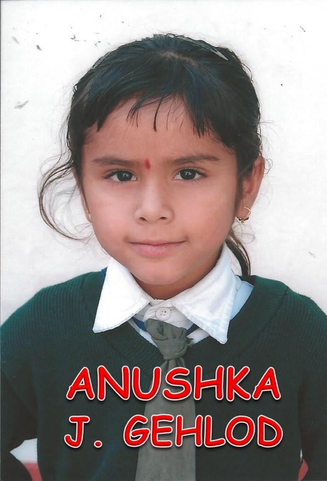 (138) Anushka Jeevan Gehlod